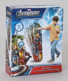 Love this Avengers Bop Bag on #zulily! #zulilyfinds