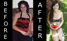 Tarah Millen - before and after