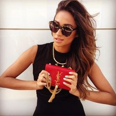 74 Times Shay Mitchell Looked Superglam on Instagram: With Pretty Little Liars returning this week and Shay Mitchell's surprise appearance on what seemed like the ultimate It-girl vacation, our fangirl status for the actress has, admittedly, started to multiply.