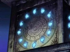 Sanctuary clock