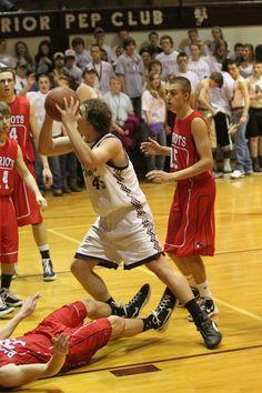 HVHSvSEHS Boys Bball 02-10-12 | Larry Souder Photography | Sports Photography