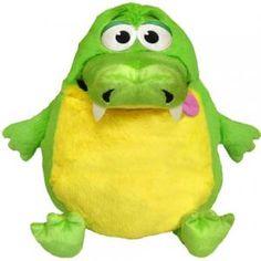 Mascota Tummy Stuffers Aligator