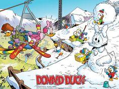 Donald Duck & Co. - Winter In Duckburg