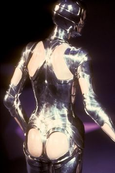 Thierry Mugler AW95, Dazed Digital