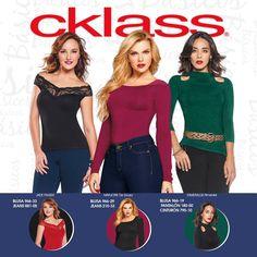 #DúoPack de Cklass - Los mejores Catálogos de México son básicos imprescindibles en tu closet, son piezas base para todo tipo de outfits a los que tu puedes añadir un personal con complementos distintos para cada ocasión. ¿Cuál es tu dúo favorito?
