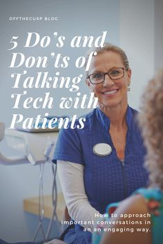 Great tips from a panel of experts, on articulating the benefits of technology with confidence and clarity! Dentistry Education, Free Dental, Tampa Florida, Cosmetic Dentistry, Dental Health, Clarity, Clinic, Confidence, Articles