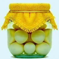 Receita de Ovos de Codorna em Conservas