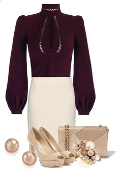 Untitled #2232 by jeanne-lemaire-romero ❤ liked on Polyvore featuring Diane Von Furstenberg, Salvatore Ferragamo, Jimmy Choo, Bloomingdale's, Mimí, women's clothing, women's fashion, women, female and woman