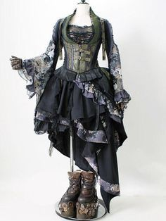 Steampunk and Junk