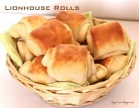 Lion House Dinner Rolls on MyRecipeMagic.com #rolls #dinner #lionhouse