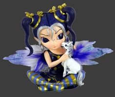Starlight Enchantment By Jasmine Becket-Griffith