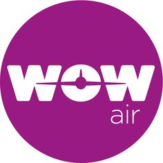 Iceland's WOW air will expand to Los Angeles and San Francisco in summer the airline's fifth and. Airline Logo, Airline Travel, Travel News, Budget Travel, Logos, Logo Branding, Cheap Flights To Europe, Logo Luxury, Wow Air