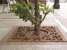 Find out all of the information about the Santa & Cole product: cast iron tree grate / square HENRI MATISSE by Antoni Roselló. Garden Pavers, Terrace Garden, Indoor Garden, Landscape Elements, Landscape Architecture, Landscape Design, Henri Matisse, Tree Grate, Santa Cole