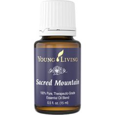 Sacred Mountain Essential Oil | Young Living Essential Oils