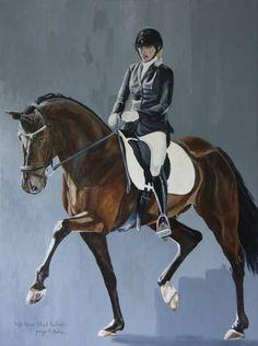 "Saatchi Art Artist James C Byrne; Painting, ""Let's Dance Black Twilight"" Twilight James, Original Paintings, Original Art, Lets Dance, Equine Art, Horse Art, Canvas Art, Painting Canvas, Buy Art"