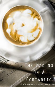 Espresso and Coffee Drinks - How to make a creamy and delicious Cuban Cortadito at home