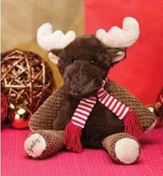 Holiday Gift Ideas.  Scentsy Mangus the Moose.  Oh so soft and fluffy.  A scented stuffed animal that will bring wonderful aroma to any child's room.  www.issimletreasures.com