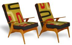MCM chairs