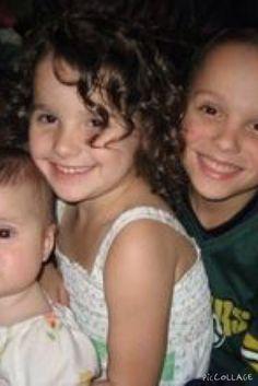 Annie Caleb and Hayley so cute