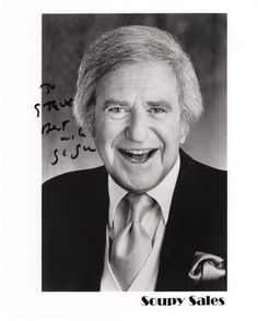 Soupy Sales Signed 8 by 10 Comedian Entertainer Actor For Sale Sign, Man Humor, Comedians, Einstein, Entertaining, Actors, Signs, Funny Guys, Celebrities