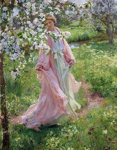 Herbert Arnold Olivier R.I., British artist