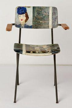 Para inspirar: cadeiras criativas