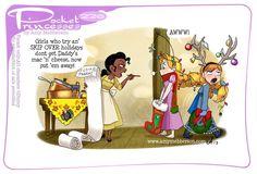 Pocket Princesses 226: Too Soon!  Please reblog, don't repost, edit or remove captions  Facebook - Instagram