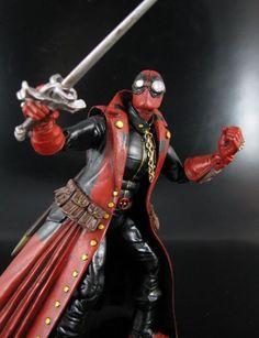 Steampunk Deadpool (Marvel Legends) Custom Action Figure