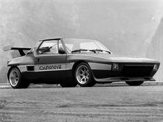 1975 Fiat X1-9 Icsunonove Dallara