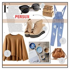 """Persunmall 6"" by pinki1994 ❤ liked on Polyvore featuring mode, Dot & Bo, persunmall et persun"