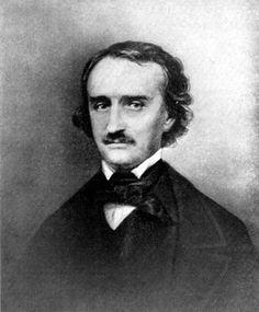 Edgar Allan Poe (1809-1849), célebre poeta y escritor estadounidense, se le considera como el padre de la moderna novela policiaca; falleció en Baltimore (Maryland) el 7 de octubre de 1849, las circunstancias que rodearon su muerte continúan siendo un misterio. (Public Domain) #miercolesretratos #EnciclopediaLibre