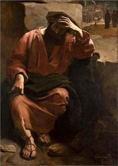 Judas' Regret by Jose Ferraz de Almeida Junior