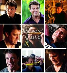 The many faces of Nathan Fillion