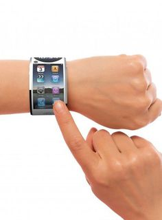 ♂ Apple Concept iWatch Design #apple #concept #watch
