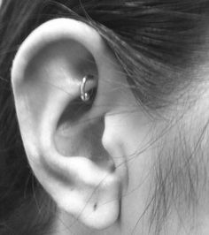 Rook Piercing. I am so excited to get this one day.