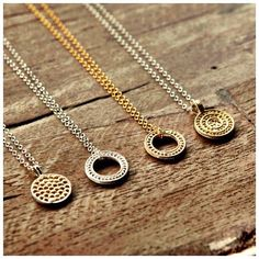 Anna Beck jewelry handmade in Bali. Perfect for gifting...comes in little gift boxes!