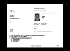 Texas Temp Driver's Permit Template Printable Temporary Custom intended for Texas Id Card Template - Professional Templates Ideas