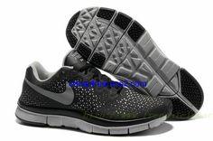 Nike Free Haven 3.0 Men's Training Shoe On Sale Black/Silver Reflect