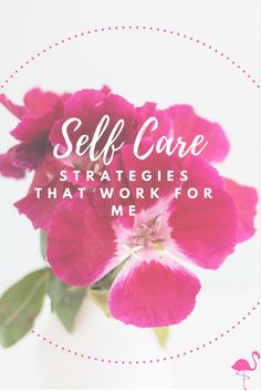 What have I learned about self-care in my 30's? For starters it doesn't make you…