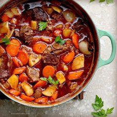 Irish Beef Stew with Guinness