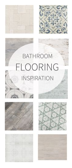 Bathroom Flooring In