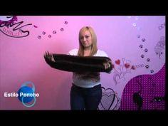 ¿Cómo tejer una Bufanda Mágica? - WE ARE KNITTERS - YouTube