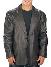 Jack Stylish black leather jacket For You