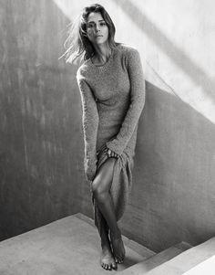 Jessica Alba in The Edit Magazine November 19th 2015 by Sebastian Kim