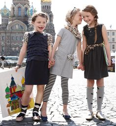 Cute looks for little girls...it's not Justice :-)
