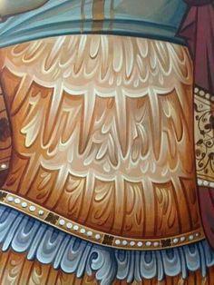 Religious Pictures, Religious Icons, Religious Art, Byzantine Icons, Byzantine Art, Creativity Exercises, Ornaments Design, Art Icon, High Art