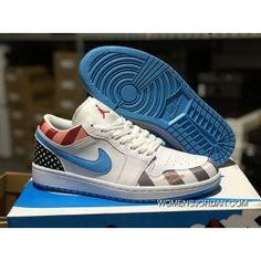 9d0b9037c90389 Off-White X Air Jordan 1 Low Parra Multi-Colors Originals Skateboard Shoes  Best
