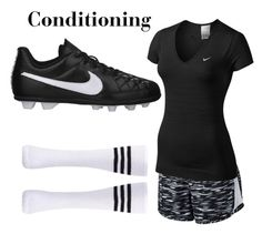 """""""Untitled #59"""" by riasoccer on Polyvore featuring NIKE"""