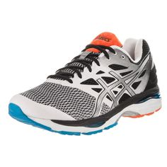 Asics Men's Gel-Cumulus 18 /Silver/Black Running Shoes
