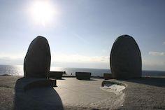 Swiss Air 111 Monuments - St Margaret's Bay, Nova Scotia
